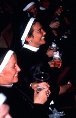 "British ""nuns"" enjoyingThe Sound of Music"