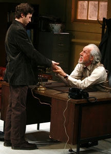 Adam Green and Daniel J. Travanti 