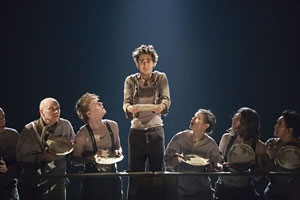 Michael Wartella (center) with the A.R.T. Company