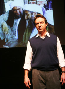 Lawrence Wright in My Trip To Al-Qaeda