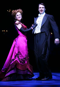 Jessica Bogart and Matt Bogart