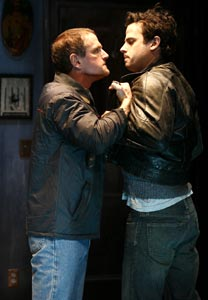 David Lansbury and Luke Kirby