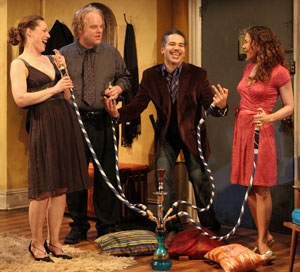 Beth Cole, Philip Seymour Hoffman, John Ortiz,