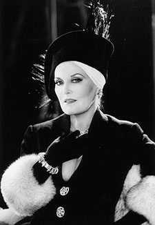 Petula as Norma in Sunset Boulevard