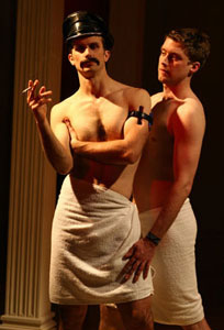 Frederick Weller and Jesse Hooker