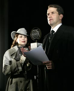 Heidi Blickenstaff and James Moye
