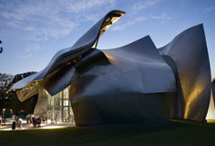 Bard's Fisher Center
