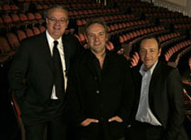 Joseph V. Mellillo, Sam Mendes, and Kevin Spacey