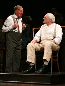 Christopher Plummer and Brian Dennehy