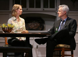 Cynthia Nixon and John Slattery in Rabbit Hole