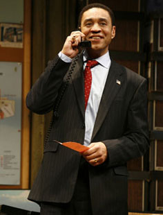 Harry Lennix in Radio Golf