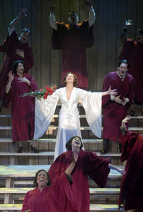 Carolee Carmello and company