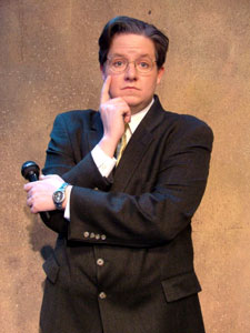 Brian Simmons inJerry Springer - The Opera