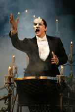 Gary Mauer inThe Phantom of the Opera