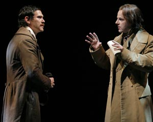 Billy Crudup and Brían F. O'Byrne