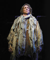 Christopher Sieber in Spamalot