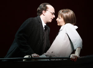Michael Cerveris and Donna Murphy in LoveMusik