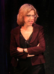 Jackie Hoffman in The J.A.P. Show