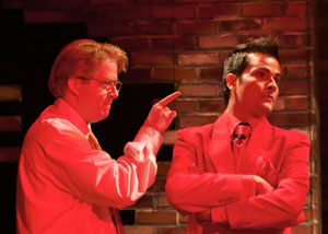 Brian Simmons and Jeremy Rill