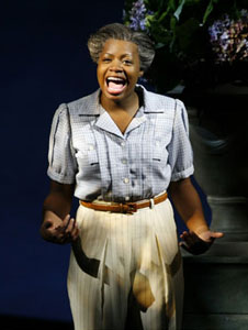 Fantasia Barrino in The Color Purple