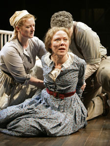 Fiana Toibin, Kathryn Meisle, and