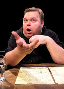 Mike Daisey in Great Men of Genius