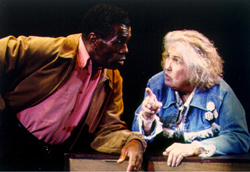 André De Shields and Kathleen Freemanin The Full Monty(Photo: Craig Schwartz)