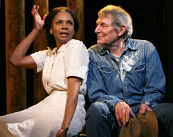 Audra McDonald and John Cullum