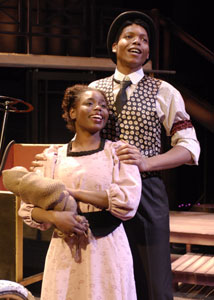 Karla Beard and Jayson Brooks