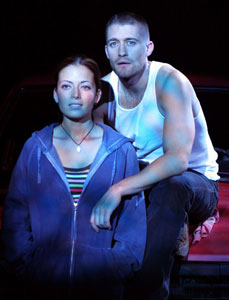 Irene Molloy and Matthew Morrison