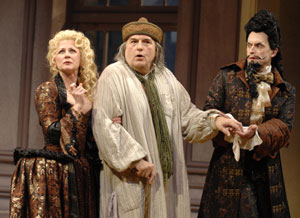 The Imaginary Invalid Costumes