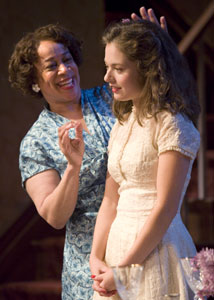 S. Epatha Merkerson and Jenna Gavigan