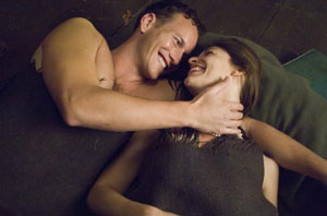Patrick Wilson and Claire Danes in Evening