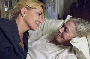 Natasha Richardson and Vanessa Redgrave in Evening