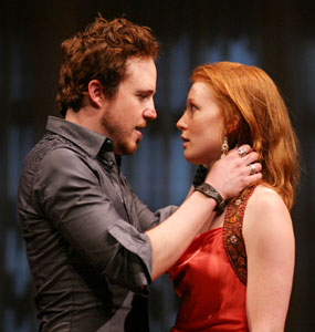 Patch Darragh and Alicia Witt in Dissonance