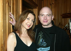 Donna Murphy and Michael Cerveris