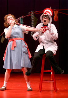 Karen Weinberg and Shorey Walker