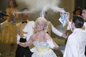 Brittany Snow in Hairspray