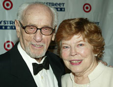 Eli Wallach and Anne Jackson