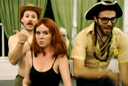 A scene from No Dice (© Nature Theater of Oklahoma)