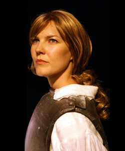 Annemaria Rajala in Saint Joan