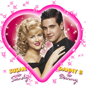 Susan McFadden and Danny Bayne