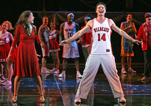 Arielle Jacobs, John Jeffrey Martin, and company
