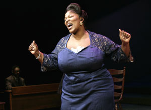 Frenchie Davis in Mahalia