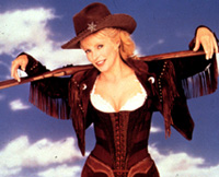 Cheryl Ladd in Annie Get Your Gun(Photo: Andrew Eccles)