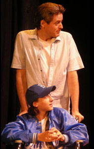 John Fugelsang and Hunter Gallagher