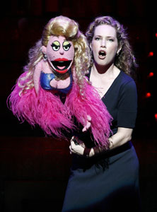 Kelli Sawyer in Avenue Q