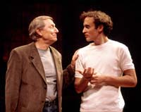 John Cullum and Charlie Hofheimerin Old Money(Photo: Joan Marcus)
