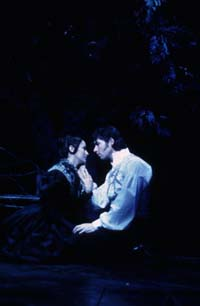 Marla Schaffel and James Barbourin Jane Eyre(Photo: Joan Marcus)