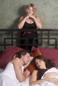 Danielle Ferland, Jon Patrick Walker,